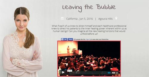Leaving the Bubble